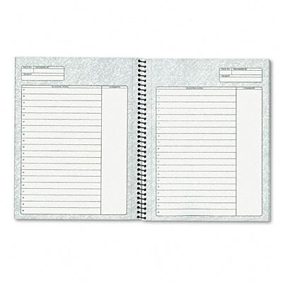 Tops® Docket® Gold Project Planning Pad 8-1/2x6-3/4; College Ruling, White, 70 Sheets/Pad