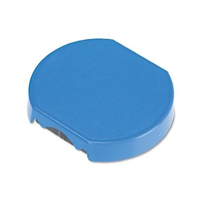 Self-Inking Stamp Replacement Pad for T46140; Blue