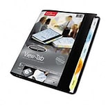 View-Tab® Presentation 5/8 Round Ring Binder