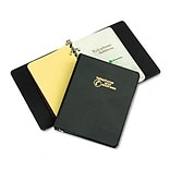 Wilson Jones® Blk Looseleaf Phone/Add Book
