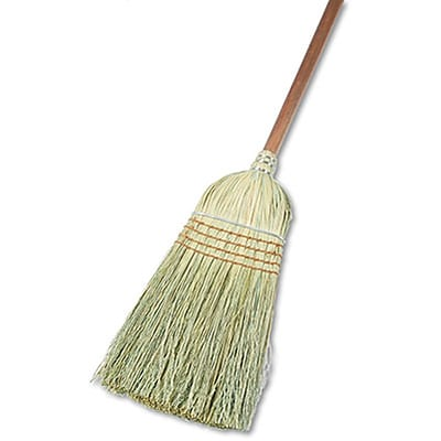 Unisan® Warehouse Broom; Mixed Fibers, 42