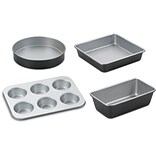 Chefs Classic Non-Stick Bakeware Four-Piece Starter Set
