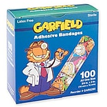 Garfield® Adhesive Bandages; 1200/Case