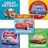"SmileMakers® Disney Cars Patient Stickers; 2-1/2""H x 2-1/2""W, 100/Box"