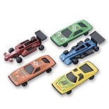 SmileMakers® Race Cars; 25 PCS