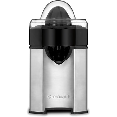 Pulp Control Citrus Juicer in Brushed Stainless Steel