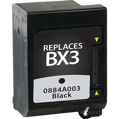 Quill Brand Remanufactured Canon BX-3 Ink Black (100% Satisfaction Guaranteed)