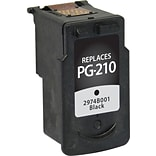 Quill Brand® Canon PG-210/CL-211 Remanufactured Black Ink Cartridge, High Yield (2973B001) (Lifetime