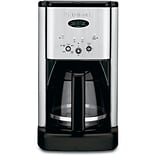 Cuisinart® Brew Central® 12 Cup Programmable Coffeemaker; Silver