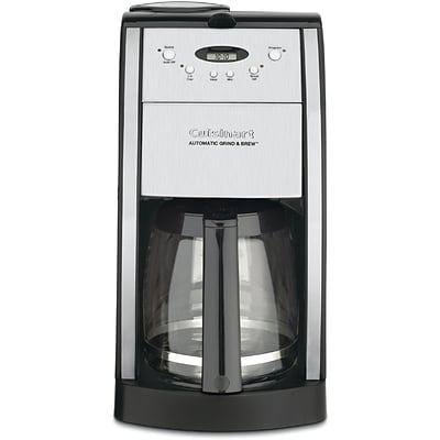 Grind & Brew Automatic 12-Cup Coffeemaker