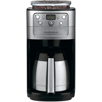 12-Cup Burr Grind & Brew Thermal Auto Coffeemaker