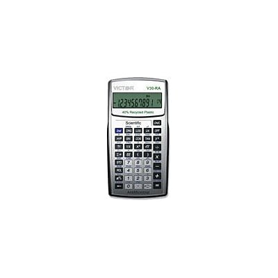 Scientific Calculator with Antimicrobial Protection, Each