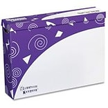 Pacon Classroom Keepers Storage Box Purple