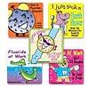 "SmileMakers® Fluoride Treatment Stickers; 2-1/2""H x 2-1/2""W, 100/Box"