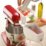Food Grinder with Fruit/Vegetable Strainer for KitchenAid Stand Mixers