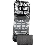 Global Material Steel Wool Hand Pad; #000, X-Fine, 12 sleeves per case