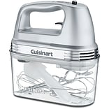 Power Advantage Plus 9-Speed Hand Mixer with Storage Case - Silver