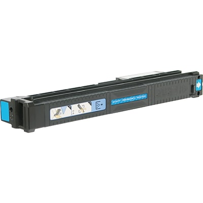 Quill Brand Remanufactured HP 822A Cyan Standard Laser Toner Cartridge  (C8551A) (100% Satisfaction Guaranteed)