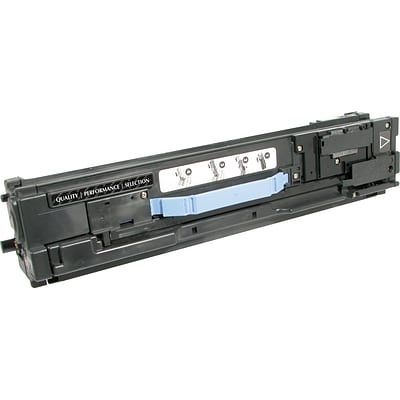 Quill Brand Remanufactured Drum Cartridge (HP 822A) Color Laser Black (100% Satisfaction Guaranteed)