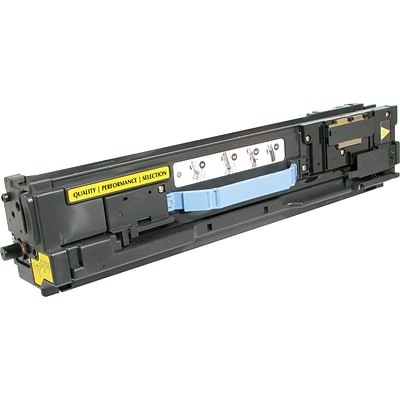Quill Brand Remanufactured HP 822A Yellow Standard Drum Cartridge  (C8562A) (100% Satisfaction Guaranteed)