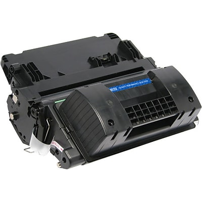 Quill Brand® Remanufactured HP 90X Black Extra High Yield Laser Toner Cartridge (Lifetime Warranty)