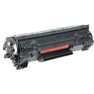 Quill Brand Remanufactured HP 13A Black MICR Standard MICR Toner Cartridge (100% Satisfaction Guaranteed)