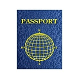 Blank Passports; Pack of 12
