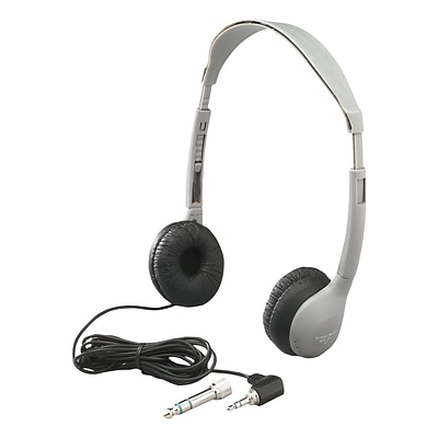 Stereo/Mono Headphones ear cushions, w/o volume control