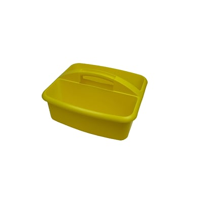 Large Utility Caddy, Yellow