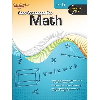 Core Standards for Math, Grade 5