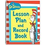 Eureka® Cat In The Hat™ Lesson Plan And Record Book
