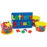 Learning Resources® Jumbo Magnetic Letters And Numbers