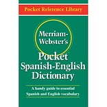 Merriam-Websters Pocket Spanish-English Dictionary