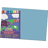 Pacon® Sunworks® Construction Paper; Sky Blue; 12 X 18, 50 Sheets