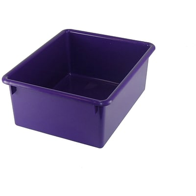 Romanoff Products® 5 Stowaway® Letter Box; Purple