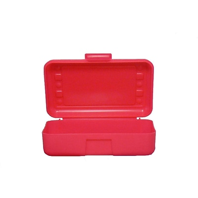 Romanoff Products® Pencil Box Red