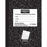 Sargent Art® Primary Ruled Composition Book; 100/Sheets
