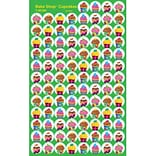 Trend® Cupcakes Superspots® Stickers; 800/Pkg (The Bake Shop™)