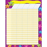 Trend® Dancing Stars Incentive Chart–Large
