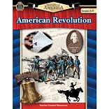 Teacher Created Resources® Spotlight On America;  American Revolution Book