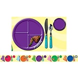 Teacher Created Resources® What'S On Your Plate? Border Trim