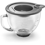 5 Qt. Glass Bowl for KitchenAid Tilt-Head Stand Mixers