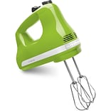 Ultra Power 5-Speed Hand Mixer - Green Apple
