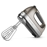 Kitchen Aid® Ultra Power 7-Speed Hand Mixer; Contour Silver