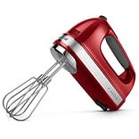 7-Speed Hand Mixer with Turbo Beaters II - Empire Red