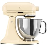Artisan Series 325-Watt Tilt-Back Head Stand Mixer - Almond Cream