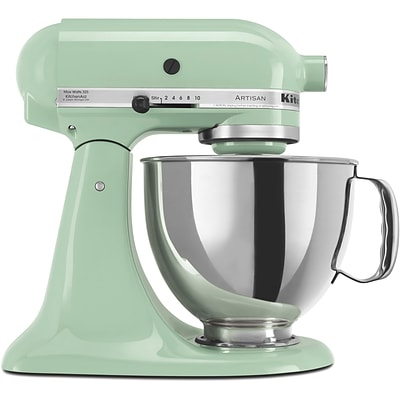 Artisan Series 325-Watt Tilt-Back Head Stand Mixer - Pistachio