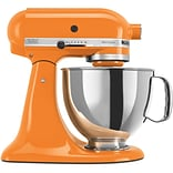 Artisan Series 325-Watt Tilt-Back Head Stand Mixer - Tangerine