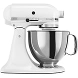 Artisan Series 325-Watt Tilt-Back Head Stand Mixer - White