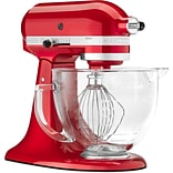 Artisan Designer Series Stand Mixer - Candy Apple Red